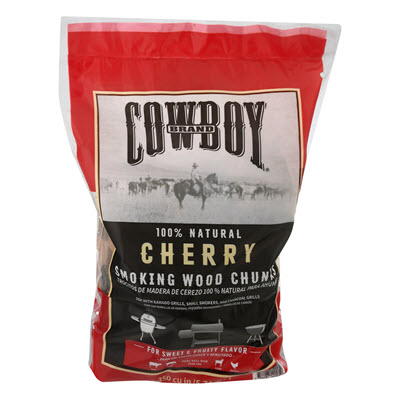 Cowboy® Cherry Wood Chunks