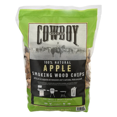 Cowboy® Apple Wood Chips