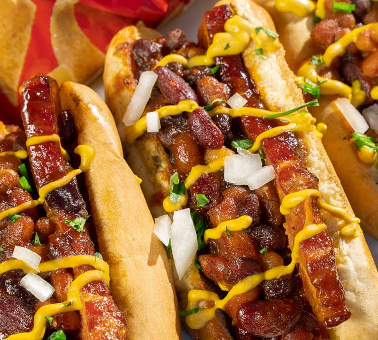 Smoked Chili Dogs