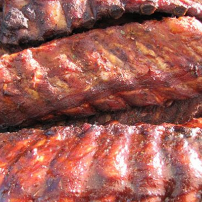 Cowboy's Smoked Baby-Back Ribs